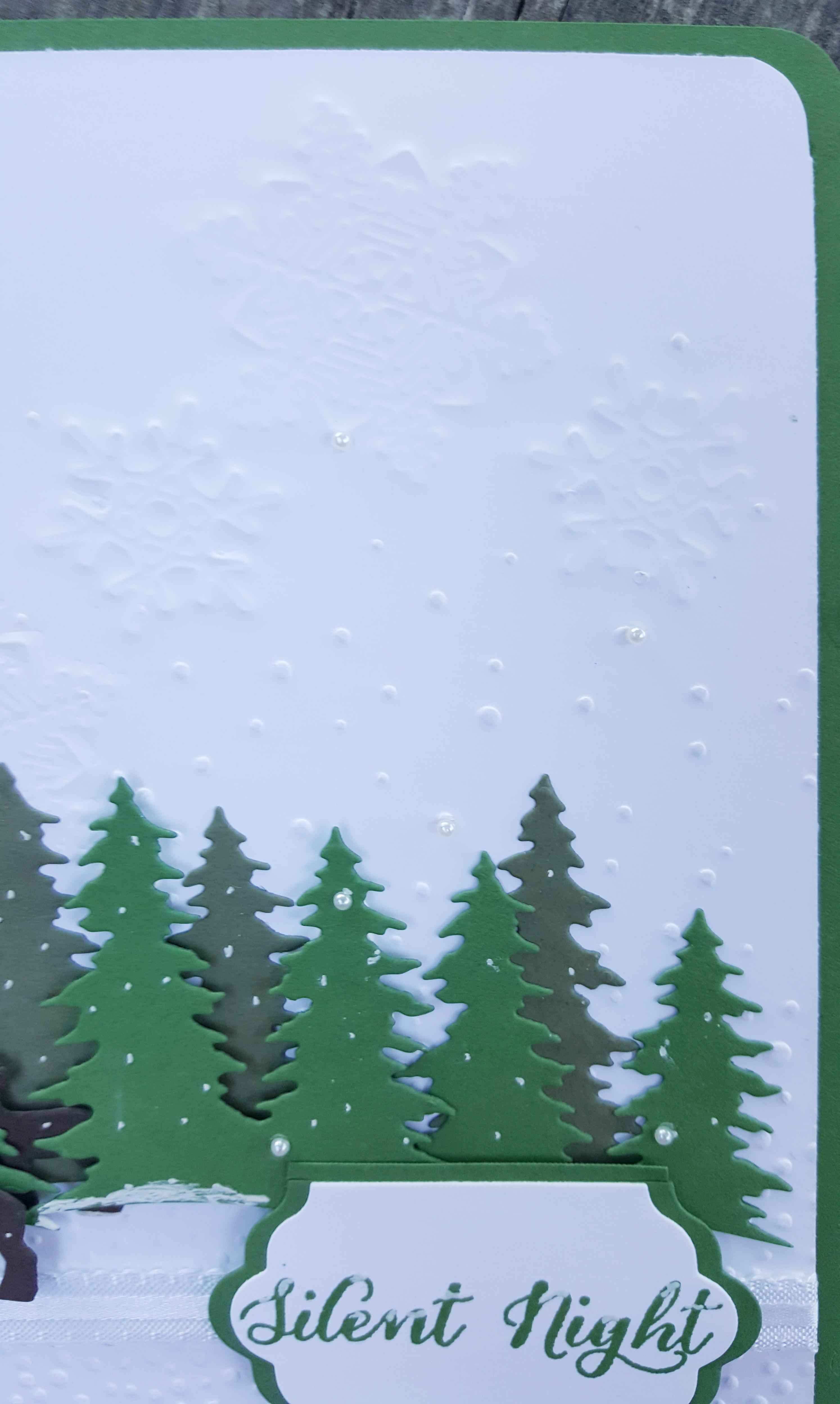 snowflake detail