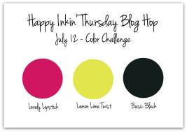 July 12 color challenge