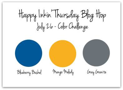 July 26 color challenge