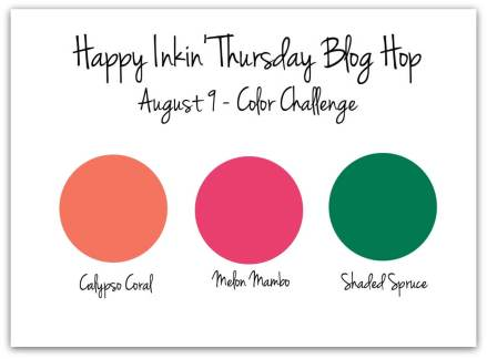 August 9 color challenge