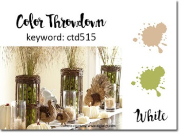 color Throwdown 515