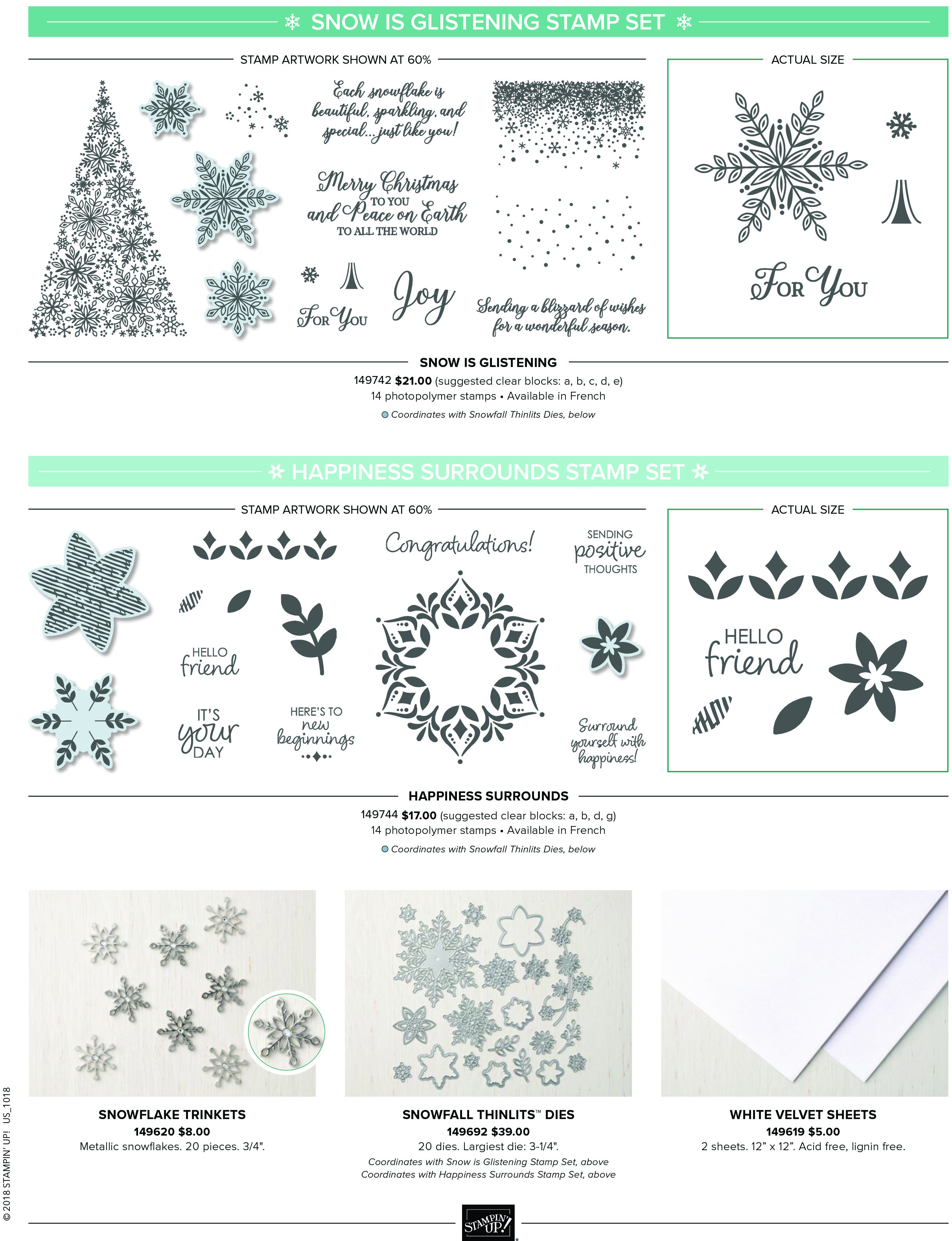 snowflake showcase 2