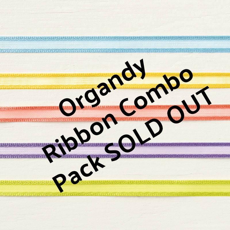 organdy ribbon