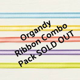 organdy ribbon